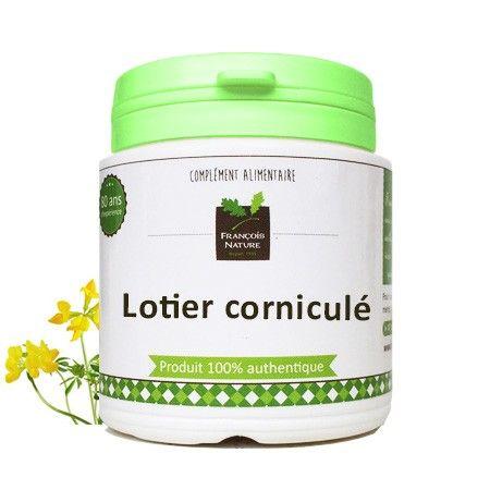 Lotier corniculé plante - Stress, angoisse | François Nature