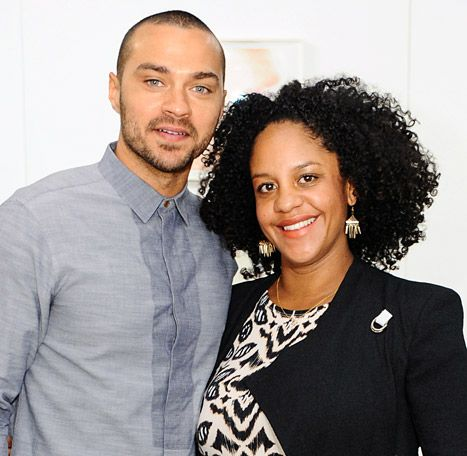 Jesse Williams, Grey's Anatomy Star, Welcomes Baby Girl Sadie - Us Weekly