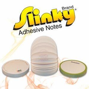 Slinky Brand Adhesive Notes - Economy Size Promotional  $220.00 - Promotional Product Inc