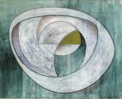 Barbara Hepworth - Green Caves