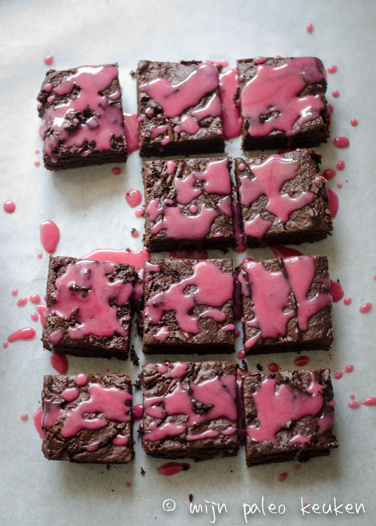 paleo brownies with love