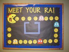ra door bulletin boards - Google Search