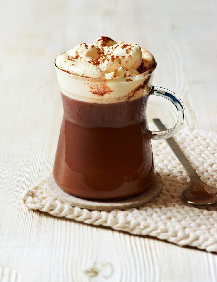 Ultimate hot chocolate goals