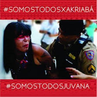 Cimi avalia que adiamento de audiência agrava criminalização de Javana Xakriabá