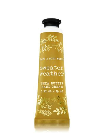 Signature Collection Sweater Weather Hand Cream Bath And Body
