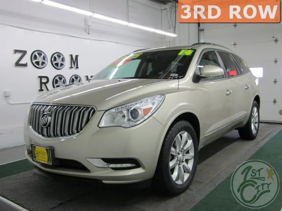 2014 Buick Enclave Premium I for sale at First City Cars and Trucks in Rochester, NH!!!
