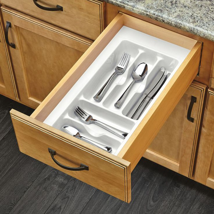 Image Result For Two Tier Cutlery Tray Drawer Inserts Uk