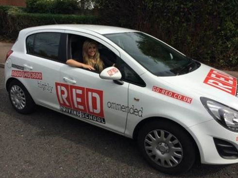Seventeen-year-old Amber Hill, the youngest ever winner of a shooting senior World Cup, speaks to XN Media about learning to drive with RED Driving School