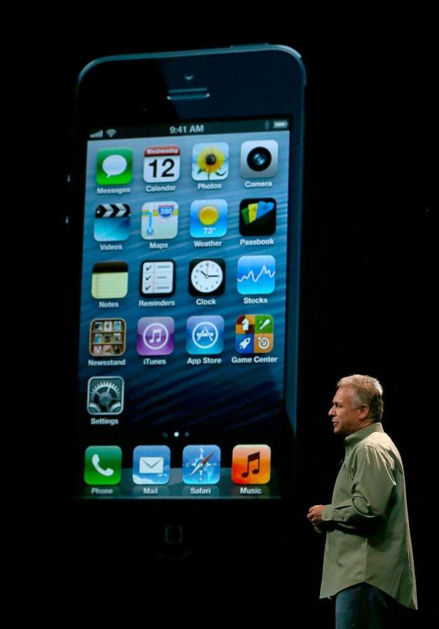 El 21 de septiembre sale a la venta el nuevo iPhone 5 en Estados Unidos.
