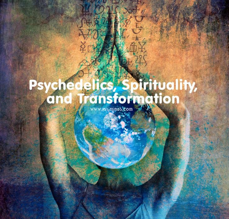 Psychedelics Spirituality and Transformation - @psyminds17
