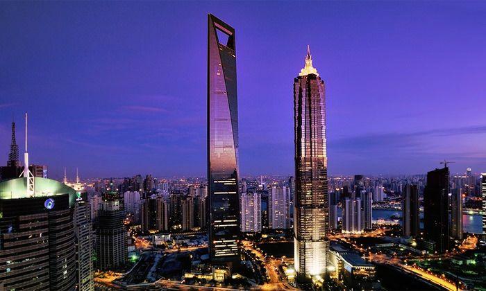 Centre mondial des finances Shanghai