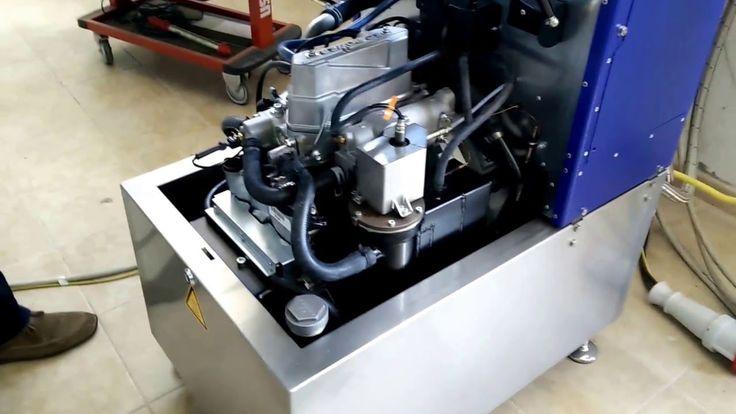 Microcogeneratore XRGI
