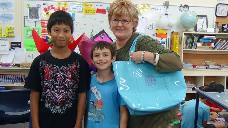Thanks Sara, Annie, Jai & Jack.  Awesome bag