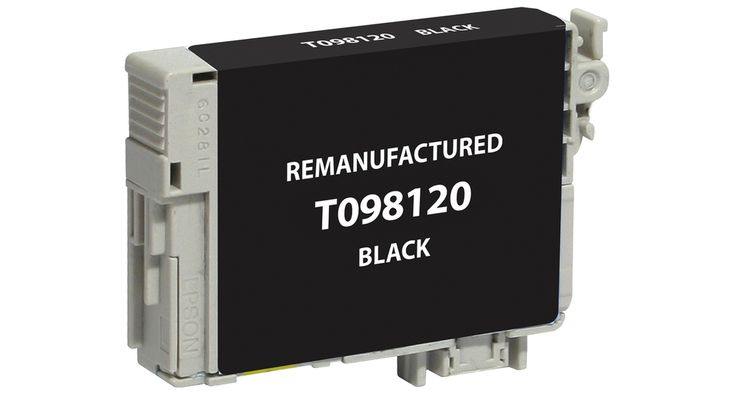 Buy T0981 (T098120) HY Black Ink Cartridge for Epson at Houseofinks.com. We offer to save 30-70% on ink and toner cartridges. 100% Satisfaction Guarantee.