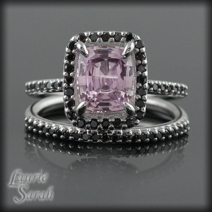 Best 20 Black diamond wedding sets ideas on Pinterest Black