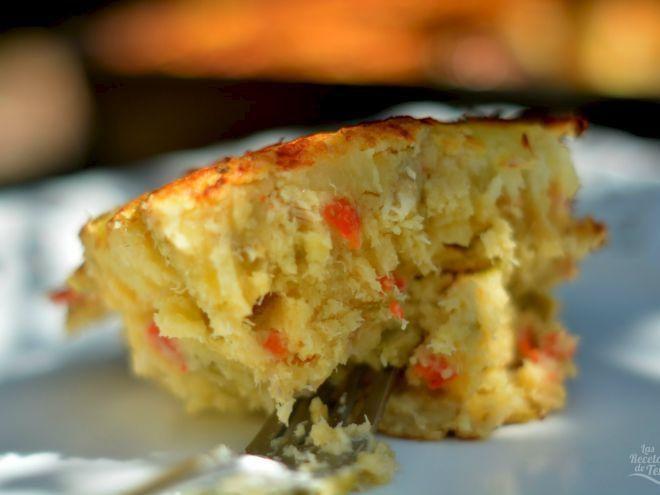 Pastel de merluza y patatas por Tererecetas