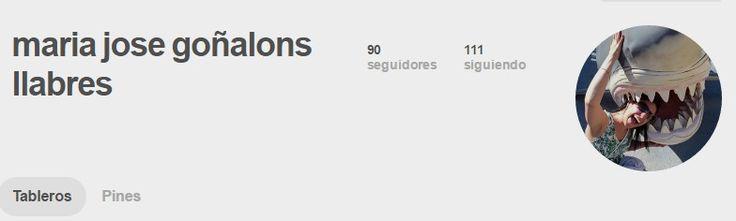(288) maria jose goñalons llabres en Pinterest