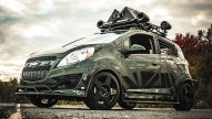 Chevrolet Spark von Enemy To Fashion: SEMA 2012