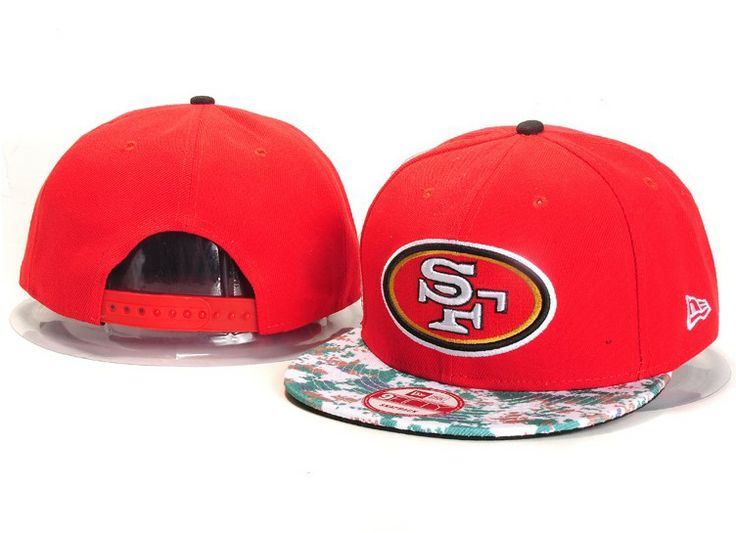 NFL San Francisco 49ers Snapback Hat