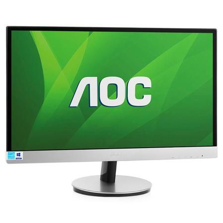 монитор AOC i2269Vw  — 7490 руб. —  Этот Full HD монитор с диагональю 21,5 - новый эталон качества для дисплеев с IPS-матрицей. Он отличается стильным дизайном и оснащен интерфейсами D-Sub и DVI-D. Среди преимуществ IPS-матриц: яркие цвета, а также стабильность цветопередачи в широком диапазоне углов обзора.