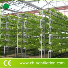 Professional Greenhouse Project commercial hydroponic systems