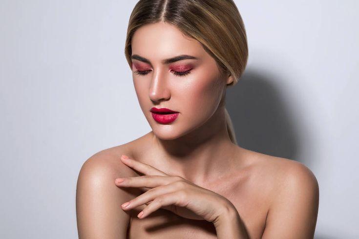 Makeup rosso per la primavera 2017 - Fotogallery Donnaclick