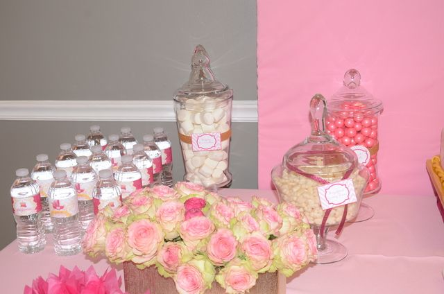 royal princess baby shower party ideas photo 3 of 12 catch my
