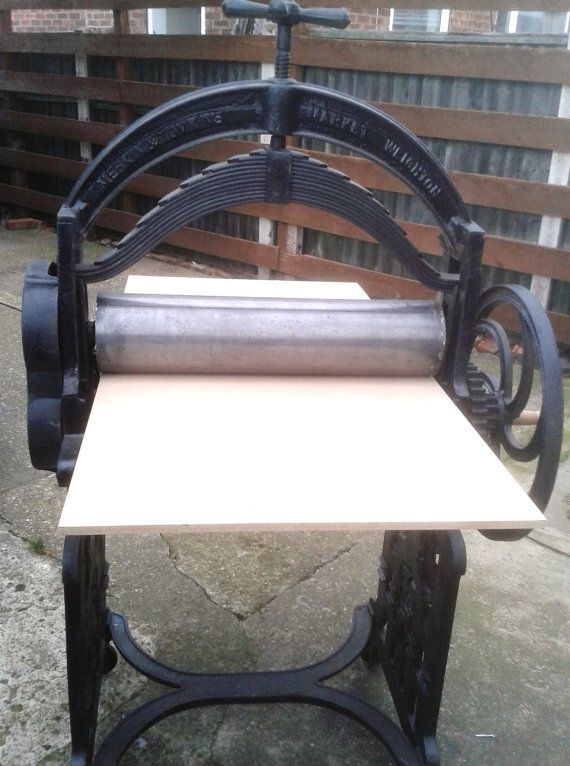 Printing Press - Etching - Lino - Collagraph on Etsy, $2,200.55