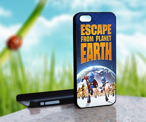 Escape from the Planet Earth - Print on Hard Cover For iPhone 4,4S