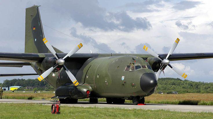 Franco-Germany C-160 Transall