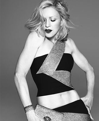 The problem with asking about Madonna's photos