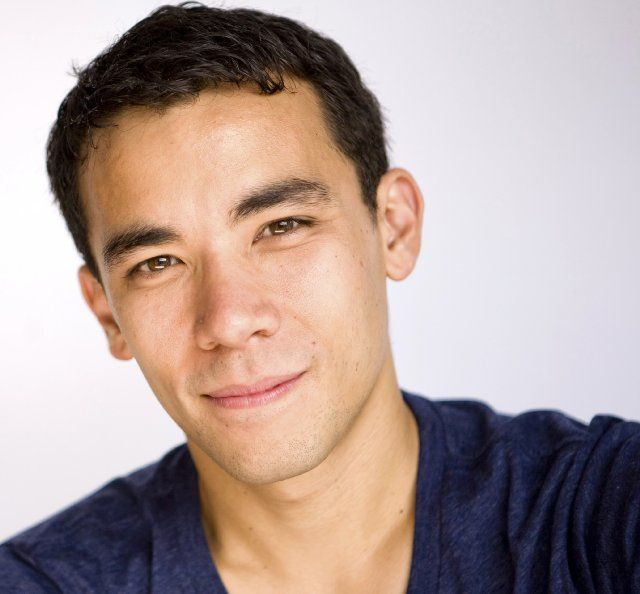How to get away with Murder ... Conrad Ricamora as Oliver