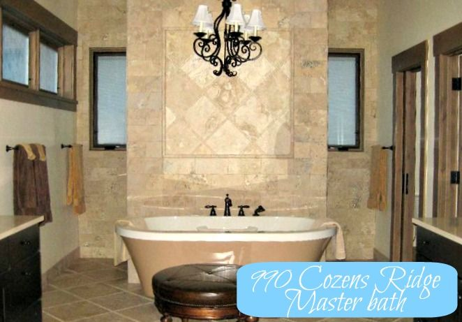 Walk Through Shower Design Minus The Tub New