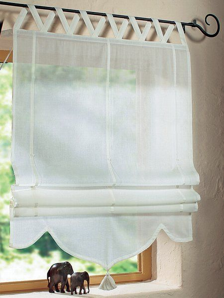 How pretty is this blind. #windowtreatments