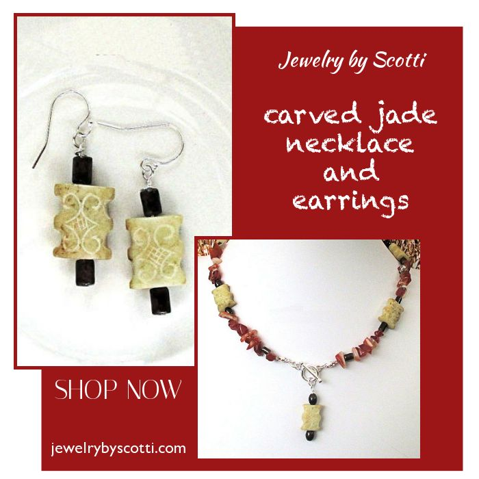 Each item is one of a kind. Don't wait too long. Follow Jewelry by Scotti on Pinterest to be the first to see new products & sales. Shop now at https://www.etsy.com/shop/JewelryByScotti