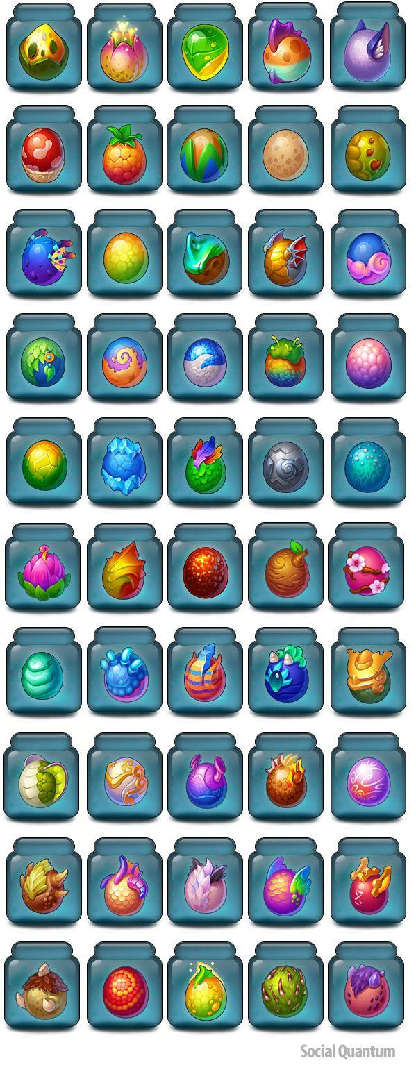 illustration design game icon ui vector