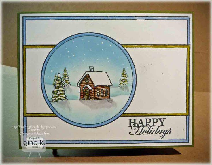 Charming Card Making Ideas Gina K Part - 6: Image Result For Gina K Dashing