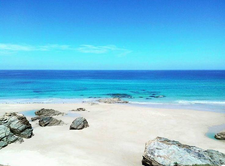 Las playas de la #MariñaLucense son preciosas #Barreiros #Lugo #Galicia #SienteGalicia