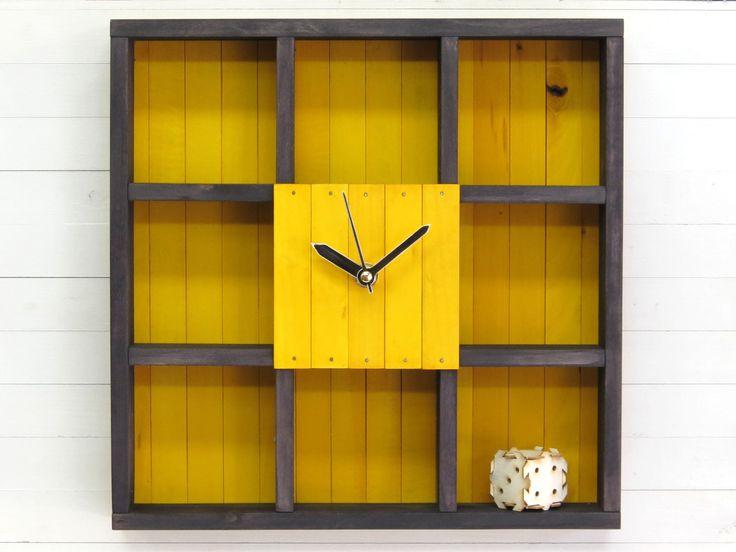 155 best שעונים images on Pinterest | Wood clocks, Clock ideas and ...