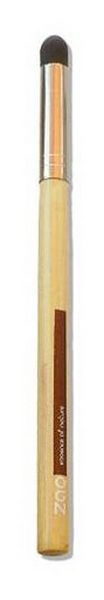 ZAO kugelförmiger Lidschattenpinsel (Orbit Brush) Make-up Bambus Naturkosmetik