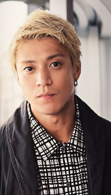 """Oguri Shun for acteur Stage vol.7, 2016.02 """"more theater in future"""""""