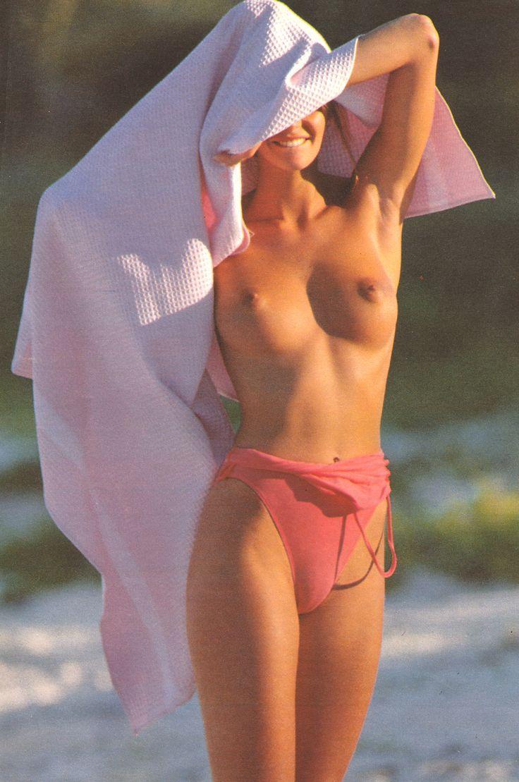 Elle France, July 1985, Elle MacPherson