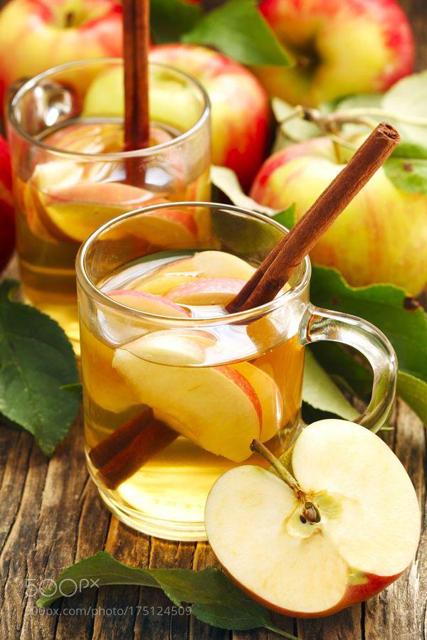 Spiced apple tea by anjelagr