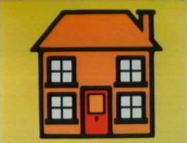 The 'playschool' house