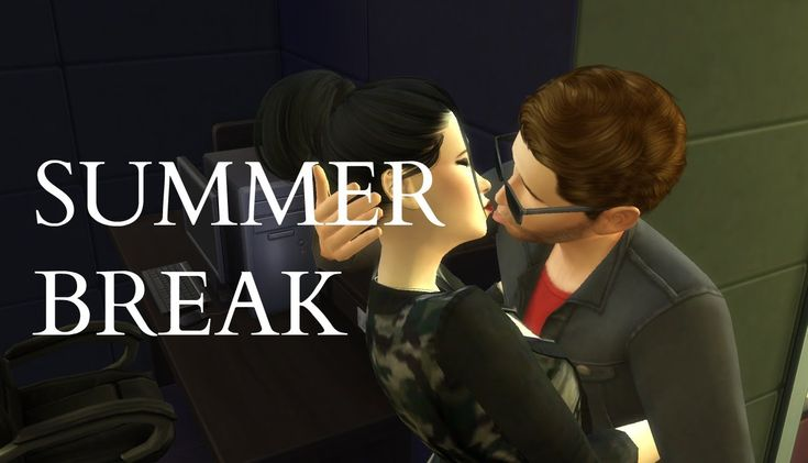 Sims 4: Summer Break | Day 6 - Figuring Out What Happens Next