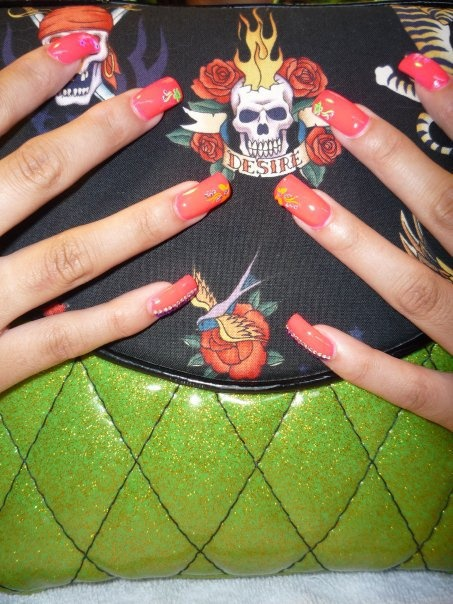 69 best shaniquas images on pinterest nailart a3 and flamingo nails ed hardy nails nailart nails naildesign nailpolish nailgameproper prinsesfo Choice Image