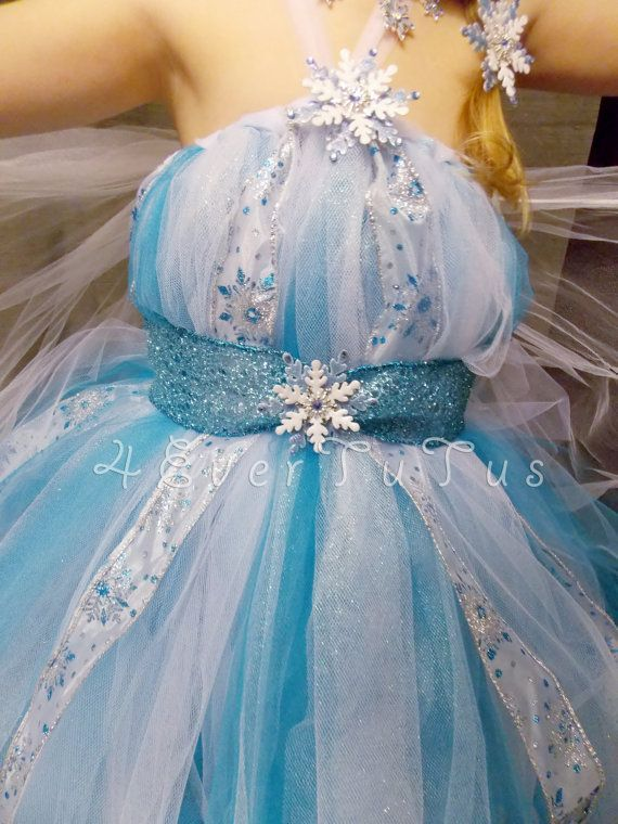 how to make a frozen tutu dress - Google Search