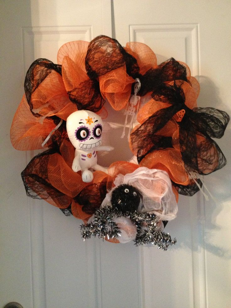 17 best images about wreaths halloween on pinterest deco mesh deco mesh wreaths and mesh wreaths. Black Bedroom Furniture Sets. Home Design Ideas