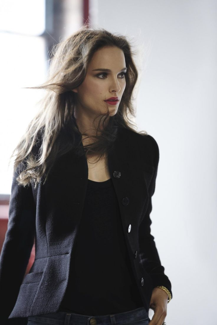 Natalie Portman, behind-the-scene for Rouge Dior campaign, Fall 2013.