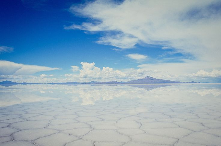 Salar de Uyuni Salzpfanne, Bolivien (CC BY-ND 2.0) Jen Morgan/Flickr #Weltenbau #Worldbuilding #Inspiration